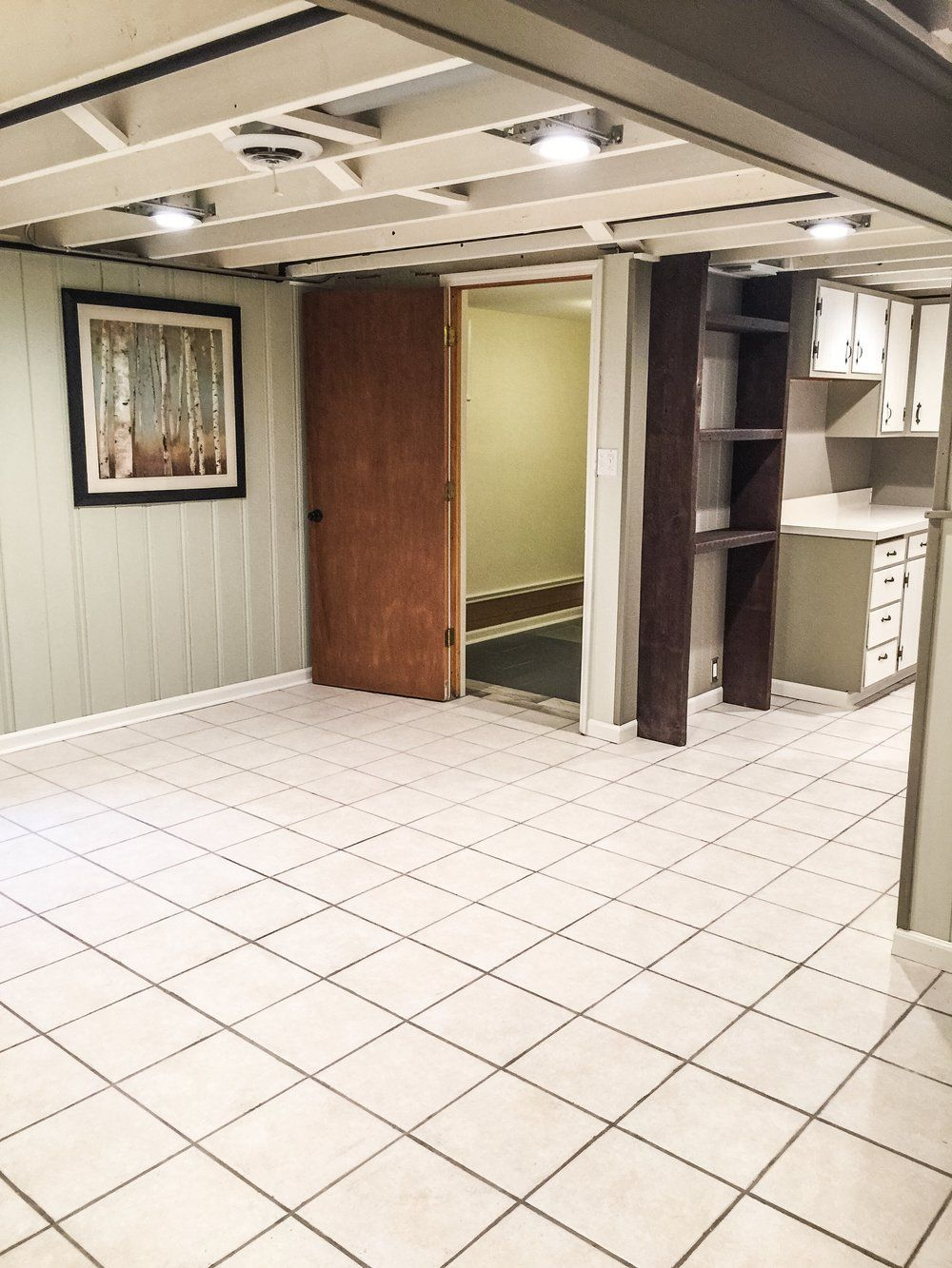 remodeling basement